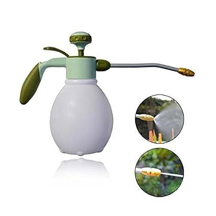 1.2L Jardín larga boquilla de alta presión pulverizador Riegue la botella del aerosol