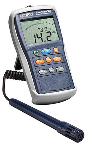 Extech EA20 Easy View Hand Held Hygro-Thermometer by Extech