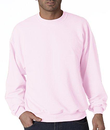 d Crew Neck Sweatshirt, Classic Pink, Small (Classic Jumper)