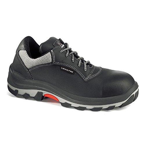 Métal Sécurité Chaussures Basses Ci Lemaitre Swing De Noir 100 Src S3 Sans 1wvWU6q