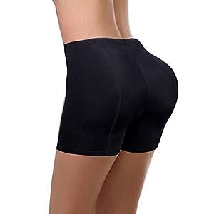 FUT Women Butt Lifter Padded Panty Seamless Butt Hip Enhancer Shaper Panties Underwear
