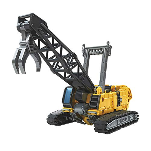Transformers Toys Studio Series 47 Deluxe Class Revenge of The Fallen Movie Constructicon Hightower Action Figure - Ages 8 & Up, 4.5