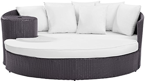 Buy crosley furniture biscayne outdoor daybed