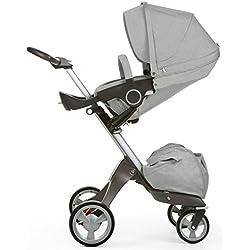 Stokke Xplory Stroller - Grey Melange