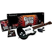 Guitar Hero 1 (With Guitar) - PlayStation 2