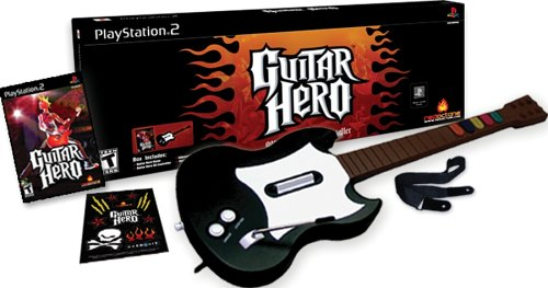 (Guitar Hero (Bundle with Guitar))