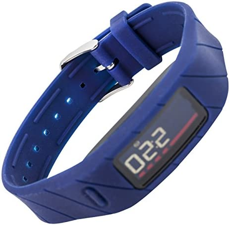WITHit Replacement Band for useGarmin Vivofit 2 Replacement Wristband CompatibleGarmin Vivofit 2 Fitness Tracker (Blue) / WITHit Replacement Band for useGarmin Vivofit 2 Replacement Wristband CompatibleGarmin Vivofit 2 Fitness Trac...