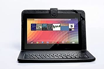 XIDO 25,7 cm (10,1 Pulgadas) Tableta Pc Licor con Funda (A23 Dual Core 2x ...