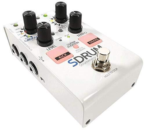 DigiTech Automatic Drum Machine Pedal Multi Effect Processor (SDRUM-U)