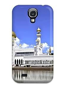 linfenglinBrand New S4 Defender Case For Galaxy (omar Ali Saifuddin Mosque)