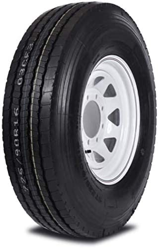 Cargo Max 372107CM YT301 Trailer Radial Tire-225//75R15 126L