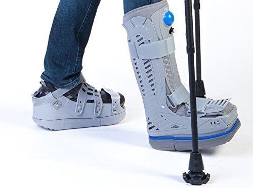 Shoebaum Medium Air Cam Walker + Level-Up Combo (Bundle) by Ergoactives