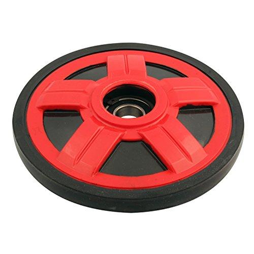 (Kimpex Ski Doo 180 Mm Red Idler Wheel 298938)