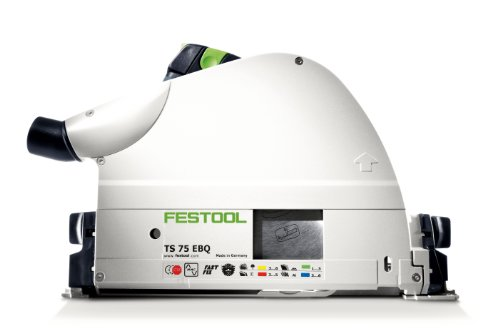 Saw Plunge Eq (Festool 561438 TS 75 EQ Plunge Cut Circular Saw)