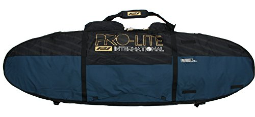 Pro-Lite Finless Coffin Surfboard Travel Bag Double 7