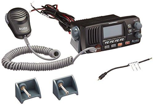 Cobra Electronics Corporation MR F57B Radio Marine VHF Mr-F57B Black