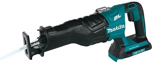 Makita XRJ06Z 18V X2 LXT Lithium-Ion 36V Brushless Cordless Recipro Saw