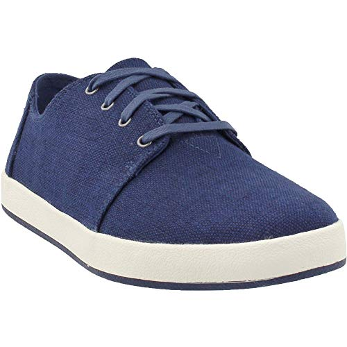 TOMS Mens Payton Casual Sneakers, Blue