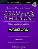 Grammar Dimensions 9780838402917