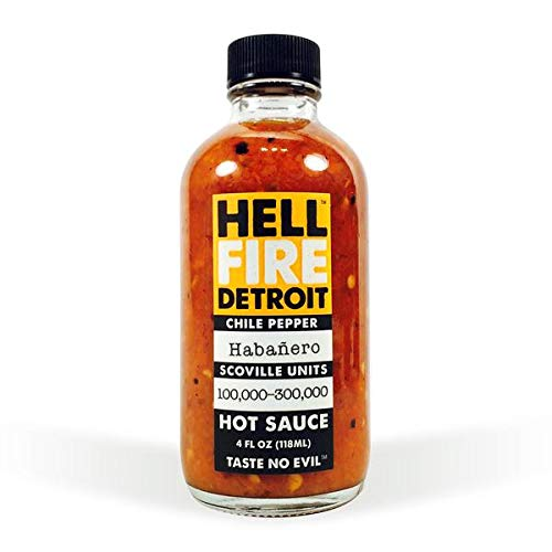 Fire Hot Sauce - 6