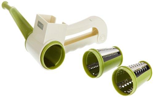 Lurch 10205 Trommelreibe grün / creme