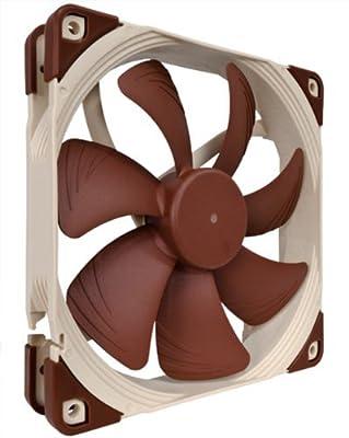 Noctua 140mm Premium Quiet Quality Case Cooling Fan NF-A14 FLX