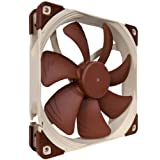 Noctua NF-A14 FLX - 3-Pin Premium Quiet Case Cooling Fan (140mm, Brown)