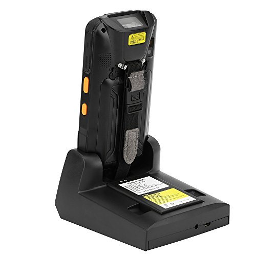 MUNBYN 3G 4G Handheld Android 7.0 POS Terminal with 1D Honeywell Barcode Scanner with Charger Cradle and Touch Screen WiFi BT GPS for Delivery Warehouse Management Shipping by MUNBYN (Image #4)