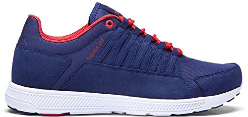 Supra white Sneakers red Owen off Unisex Navy rfr71wqC