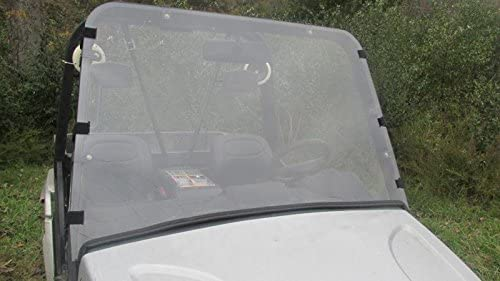 Dot Weld Offroad Arctic Cat Prowler 2006-2011 Clear Full Front Windshield 1//4 Thick Polycarbonate!!