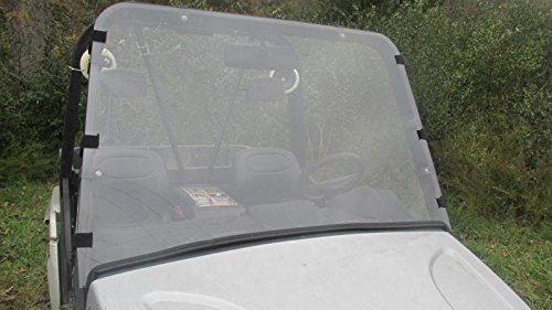 Arctic Cat Prowler 2006-2011 Clear Full Front Windshield - 1/4 Thick Polycarbonate!! - Arctic Cat Prowler Accessories