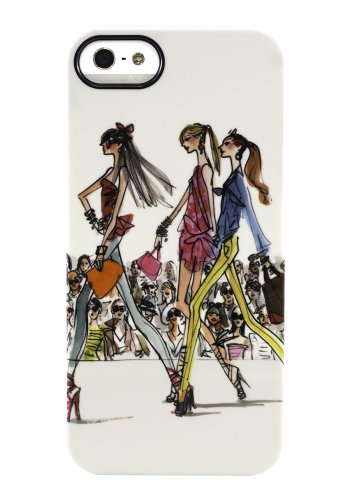 Uncommon - C0007-CK - Apple iPhone 5/5S Runway Runway Deflector Hülle