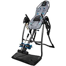 Teeter FitSpine LX9 Inversion Table, Deluxe Easy-to-Reach Ankle Lock, Back Pain Relief Kit, FDA-Registered