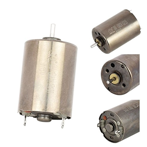 MagiDeal 220V Double Bearing Inner Rotor DC Motor High Voltage Dynamo Generator