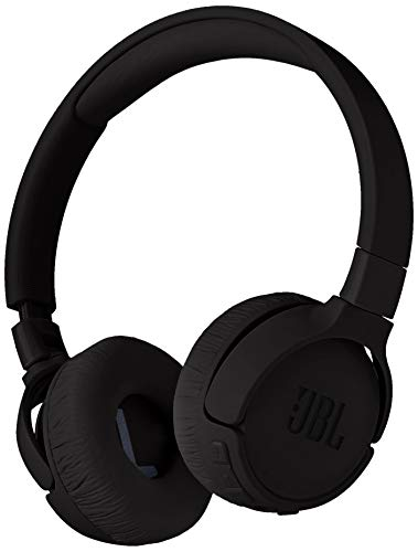 JBL Tune 600 BTNC On-Ear Wireless Bluetooth Noise Canceling Headphones - Black