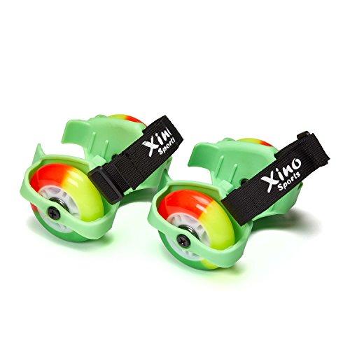 Illuminating Rollers Heel Wheels