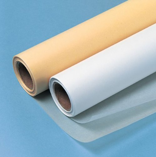Alvin Lightweight White Tracing Paper, 36 inch x 50 Yard Rol