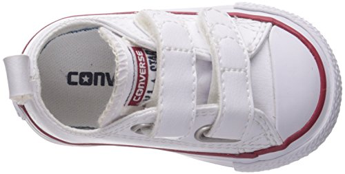 Blanco Taylor Ox Niñas white 2v Chuck 100 Para Converse Zapatillas Ct Up68Uq