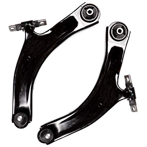 OCPTY - New 2-Piece fit for 2008-2013  Nissan Rogue 2014-2015  Nissan Rogue Select 2 Front Lower Right Control Arm Ball Joint