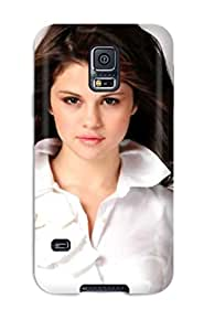 Jamie Scott Wallace's Shop 2093607K99896932 For Galaxy Case, High Quality Selena Gomez 56 For Galaxy S5 Cover Cases
