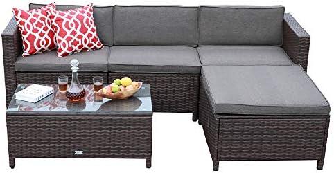 JOIVI Outdoor Patio Furniture Set