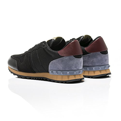 Valentino, Sneaker uomo Nero Black