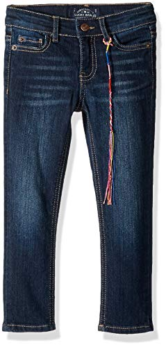 - Lucky Brand Big Girls' Zoe Denim Jean, Barrier wash, 8