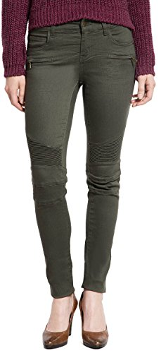Bonobo, Pantalones para Mujer Vert (Kaki Jungle)