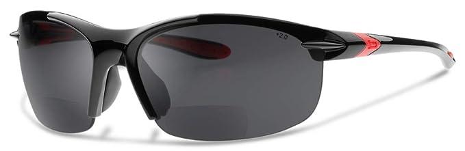 b67007c1cc3 Amazon.com  NEW REDESIGNED SL2 X Bifocal Reading Sunglasses
