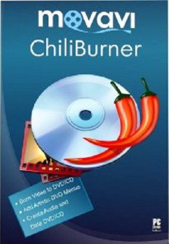 Movavi ChiliBurner 3.3 Personal Edition [Download]