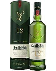 Glenfiddich 12 Years Single Malt Scotch whisky Our Signature Malt, 700ml