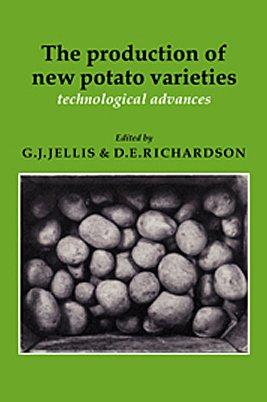 Read Online The Production of New Potato Varieties: Technological Advances ebook