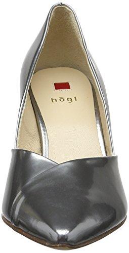 Högl 3 10 7504 7600, Escarpins Femme Argent (Silber7600)