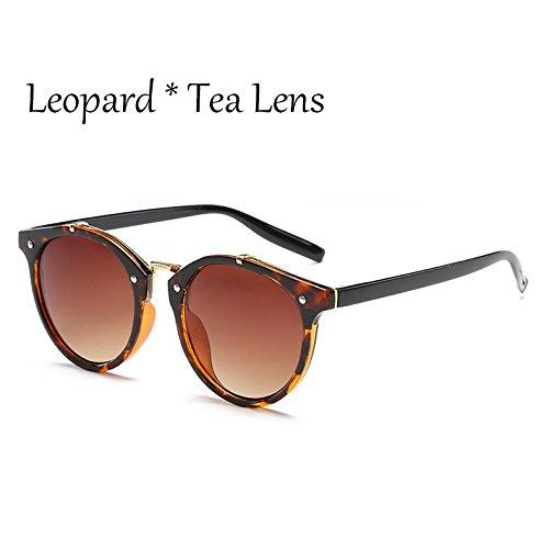 Lujo De Hombre Leopard Tonos Leopard Gafas TIANLIANG04 Moda Sol Fraem De Vintage G360 De Gafas Mujer C5 Señoras C1 Gradiente Verde Sol Gafas Viaje Mal De wAqqZzYB